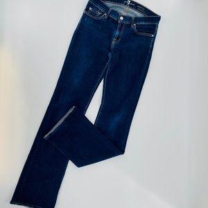 7 FAMK The Skinny Bootcut Jeans MA-A01